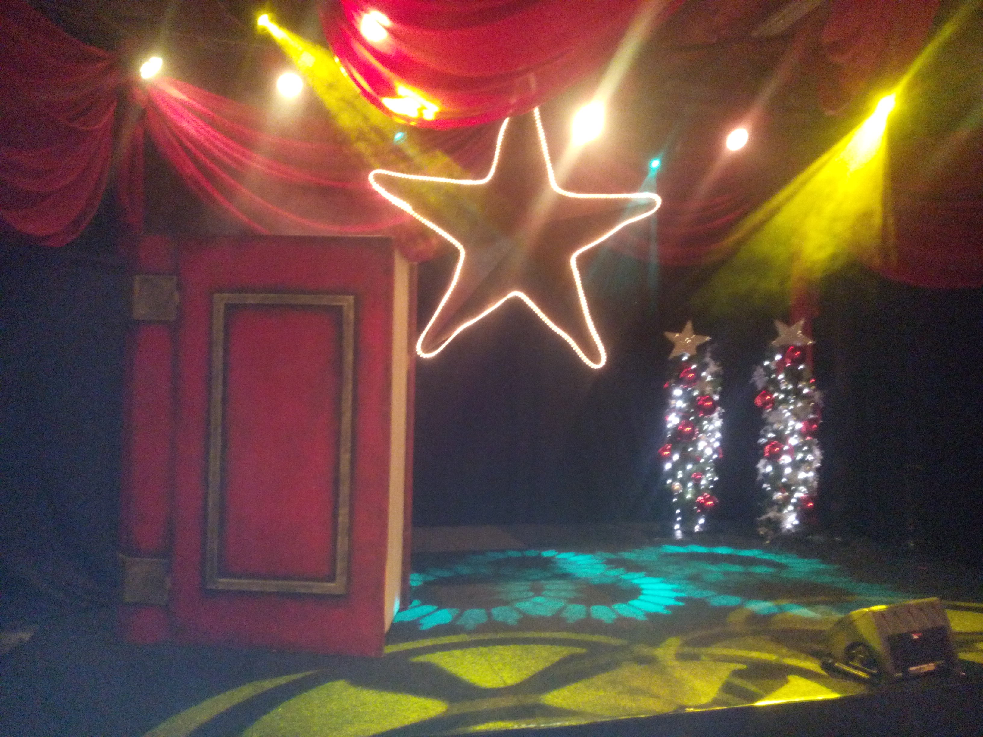 kerst theater