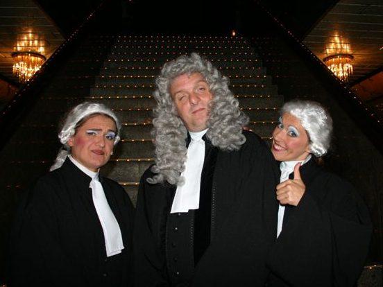 rechtbankdiner dinnershow